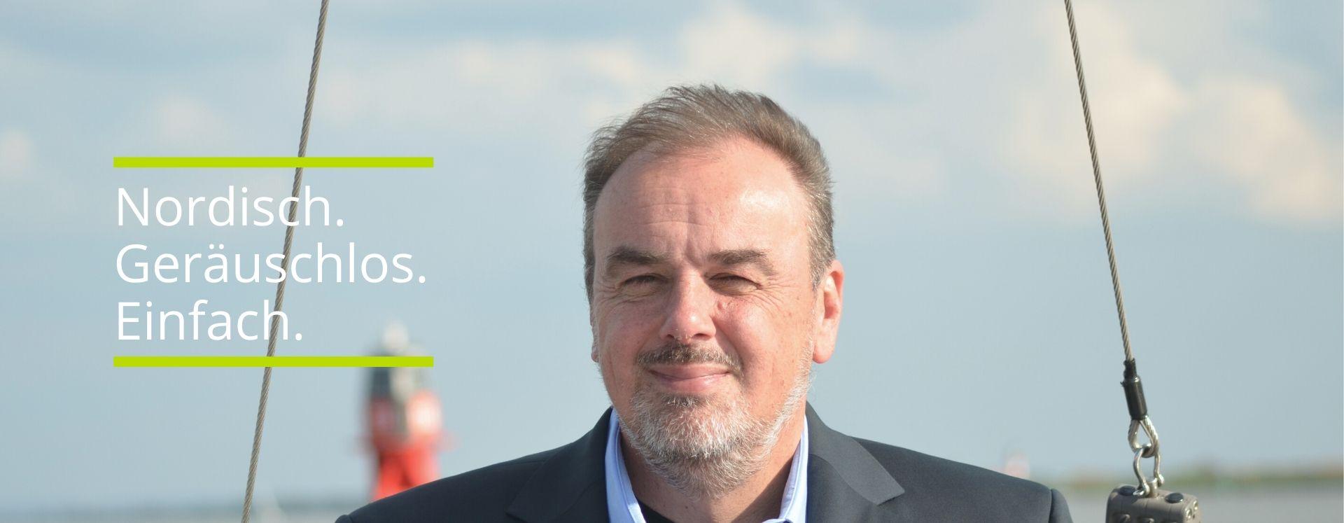 Geschäftsführender Gesellschafter Andres Ehlers